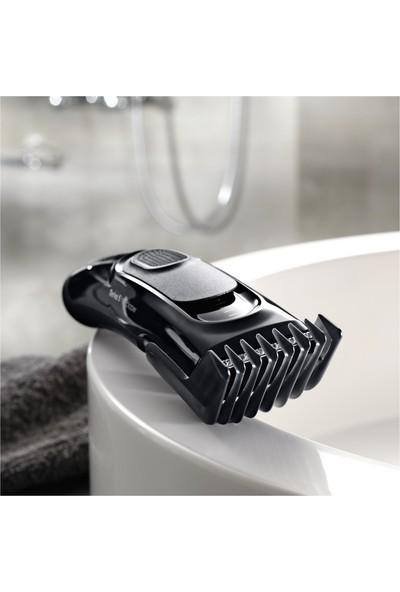 Braun Saç Kesme Makinesi HC5050 - Braun'dan 17 uzunlukta saç kesme deneyiminde son nokta