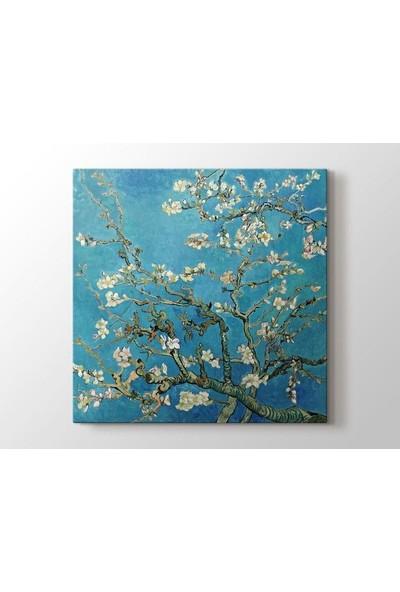 Tablo Kanvas Vincent van Gogh - Çiçek Açan Badem Ağacı Tablo