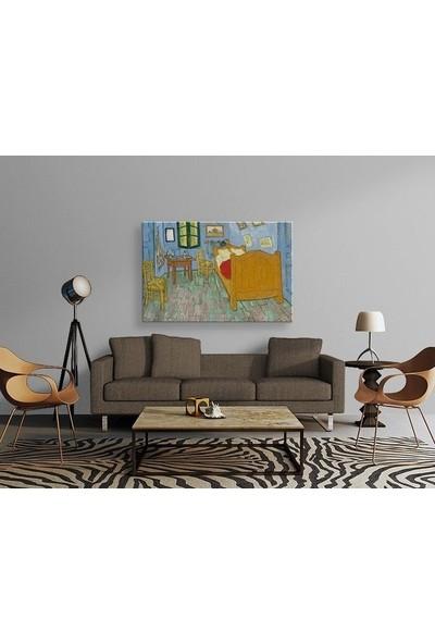 Tablo Kanvas Vincent van Gogh - The Bedroom Tablo
