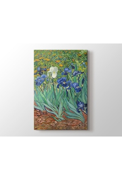 Tablo Kanvas Vincent van Gogh - Irises Tablo