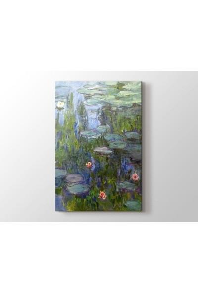 Tablo Kanvas Claude Monet - Seerosen Tablo