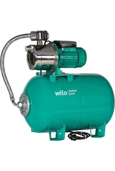 Wilo İnitial Aqua Sps 25-4.47 Yatay Tanklı Hidrafor 5 Kat 10 Daire