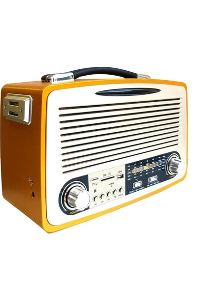 Kamal KM-1700 USB Radyo