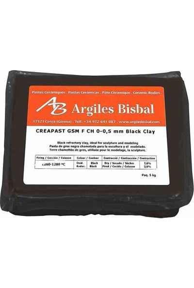 Bisbal Argiles Model Kili 5 Kg Siyah 109Fc09A
