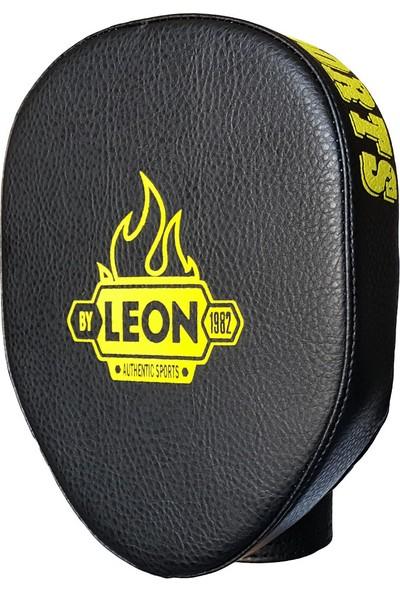 Leon Wall Parmaklı Ellik Lapa Taekwondo ve Boks Lapası BYL5007 Siyah