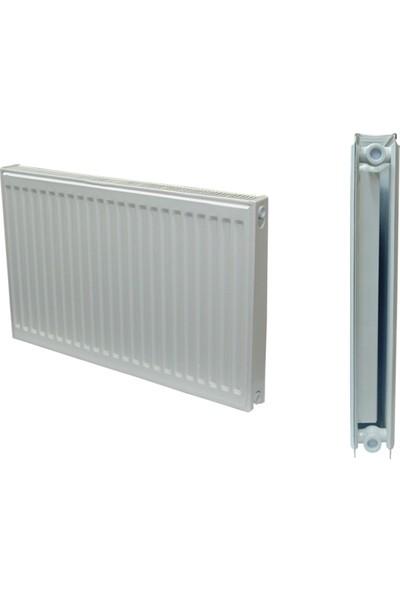 Airfel Pkp 400-1000 Kompakt Tapalı Sağ Panel Radyatör