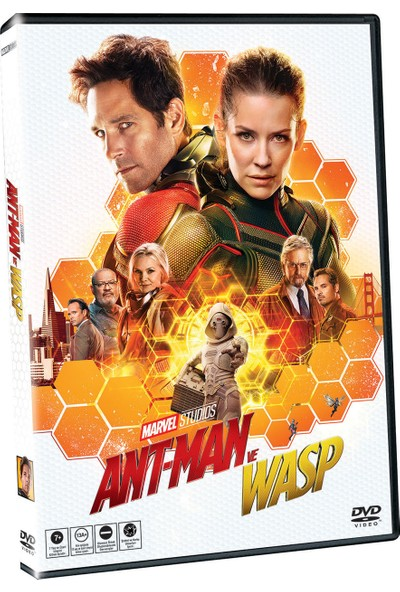 Antman And The Wasp - Antman Ve Wasp