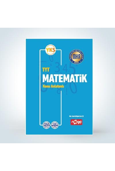 Nego Yayınları Tyt Matematik Konu Anlatımlı