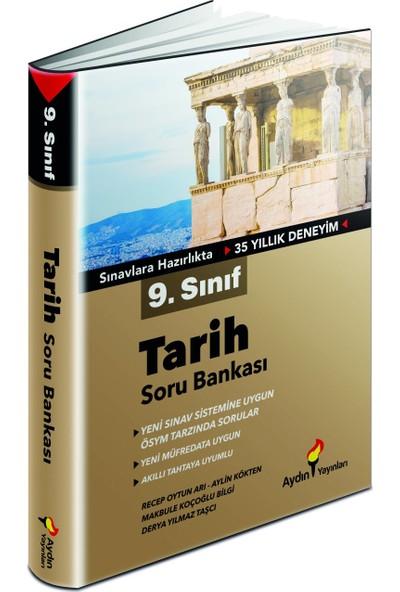 Aydın Yayınları 9.Sınıf Tarih Soru Bankası