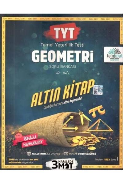Tammat Yayıncılık 3 Hamlede Mat Tyt Geometri Soru Bankası