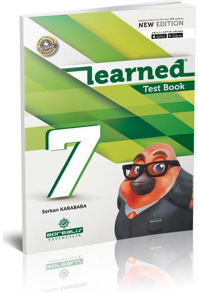 Borealis Yayınları 7.Sınıf İngilizce Learned Test Book