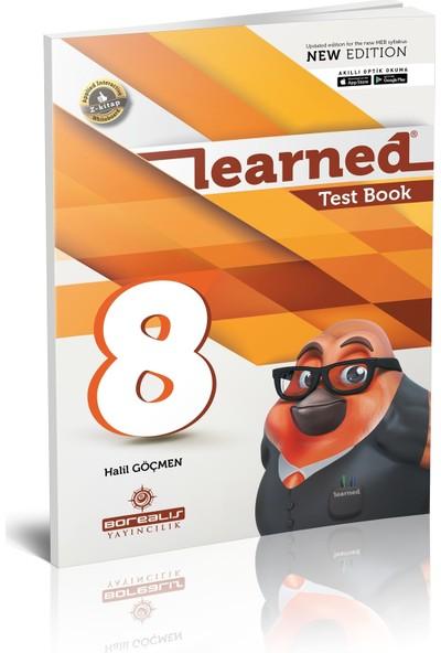 Borealis Yayınları 8.Sınıf İngilizce Learned Test Book