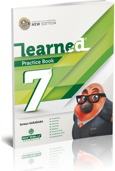 Borealis Yayınları 7.Sınıf İngilizce Learned Practice Book