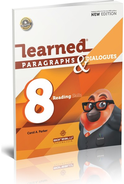 Borealis Yayınları 8.Sınıf İngilizce Learned Paragraphs&Dialogues