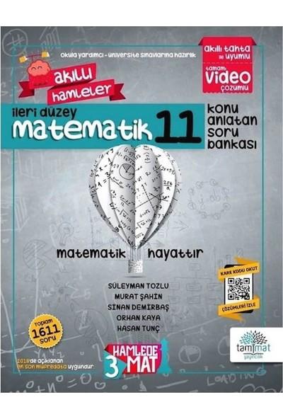 Tammat Yayıncılık 3 Hamlade Mat 11.Sınıf Matematik Konu Anlatan Soru Bankası