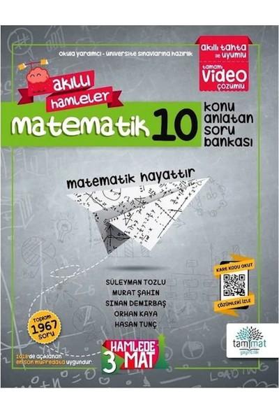 Tammat Yayıncılık 3 Hamlade Mat 10.Sınıf Matematik Konu Anlatan Soru Bankası