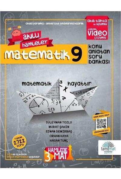Tammat Yayıncılık 3 Hamlade Mat 9.Sınıf Matematik Konu Anlatan Soru Bankası