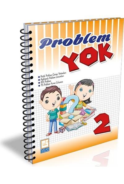 Salan Yayınları 2.Sınıf Problem Yok