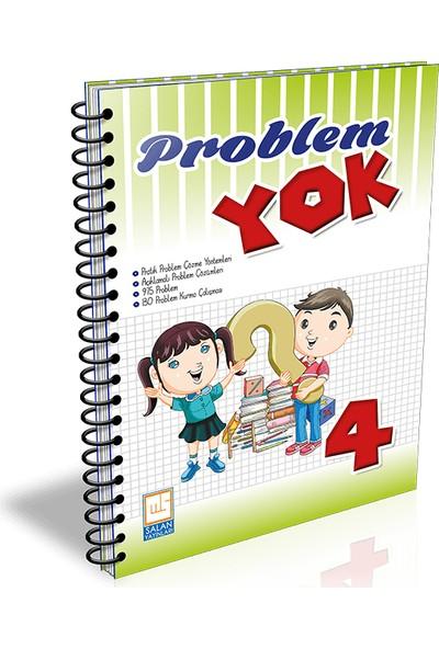 Salan Yayınları 4.Sınıf Problem Yok
