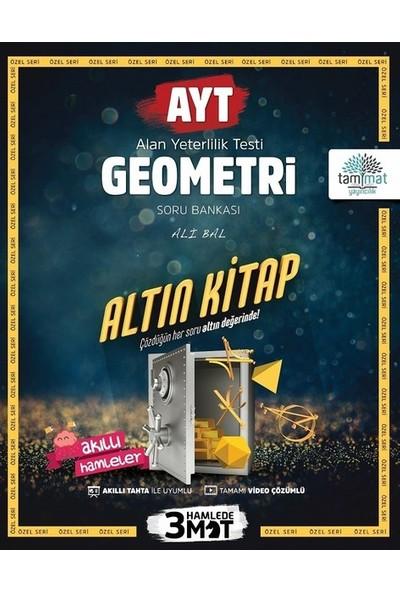 Tammat Yayıncılık 3 Hamlede Mat Ayt Geometri Altın Kitap Soru Bankası