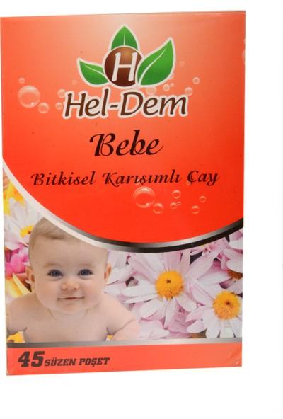 Hel-Dem Bebe Bıtkısel Karısımlı Çay 45 Süzen