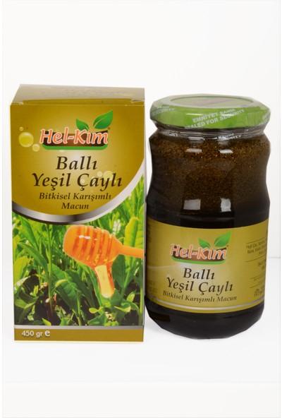 Hel Kim Ballı Yeşil Çaylı Bitkisel Karışımlı 420 gr