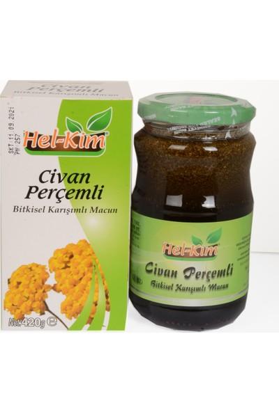 Hel Kim Civan Percemli Bitkisel Karışımlı 420 gr