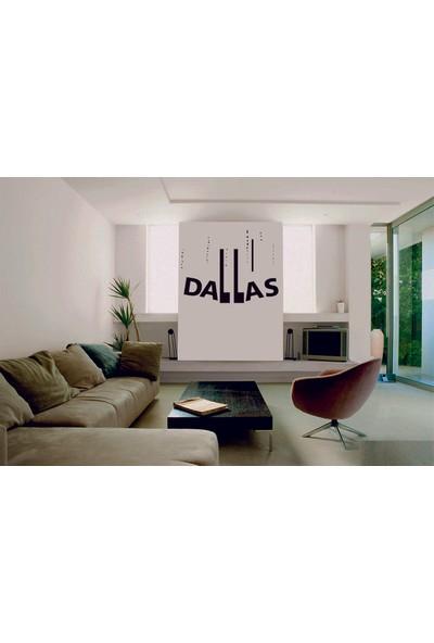 Başaran Sticker Dallas Duvar Sticker