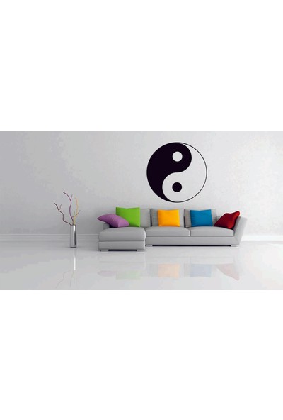Başaran Sticker Yin Yang Sticker