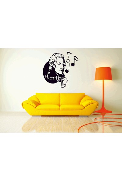 Başaran Sticker Mozart Duvar Sticker