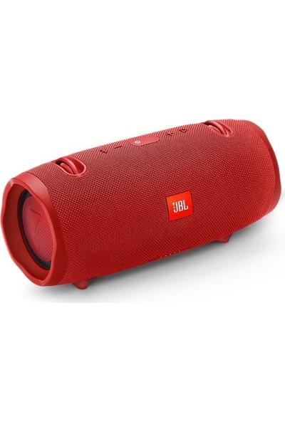 JBL Xtreme 2 IPX7 Su Geçirmez Taşınabilir Bluetooth Hoparlör Kırmızı