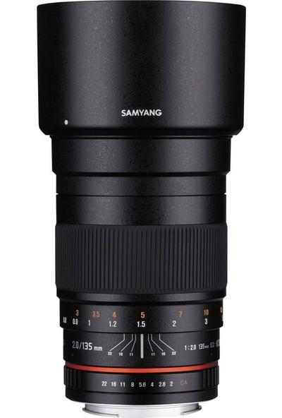Samyang 135Mm T2.2 As Umc Cine Lens
