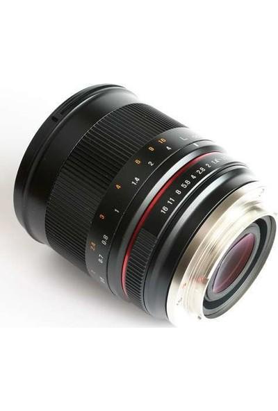 Samyang 50Mm F/1.2 As Umc Cs Aynasız Lens – Olympus MFT Uyumlu