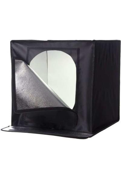 Star Katlanabilir Led Işıklı Ürün Çekim Çadırı 60X60