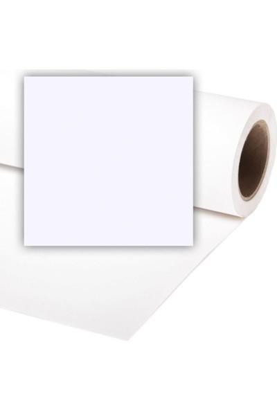 Colorama Stüdyo Kağıt Fon Arctic White 272X1100 Cm