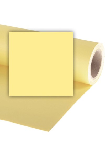 Colorama Stüdyo Kağıt Fon Lemon 272X1100 Cm
