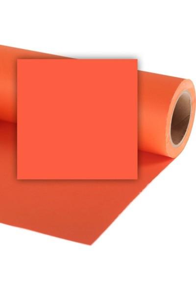 Colorama Stüdyo Kağıt Fon Mandarin 272X1100 Cm