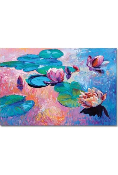 Arte Casero Çiçek Yağlı Boya Tablo 60x90 cm
