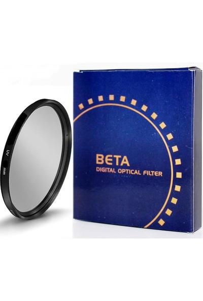 Nikon 72mm Lensler için Koruyucu Uv Filtre - Beta