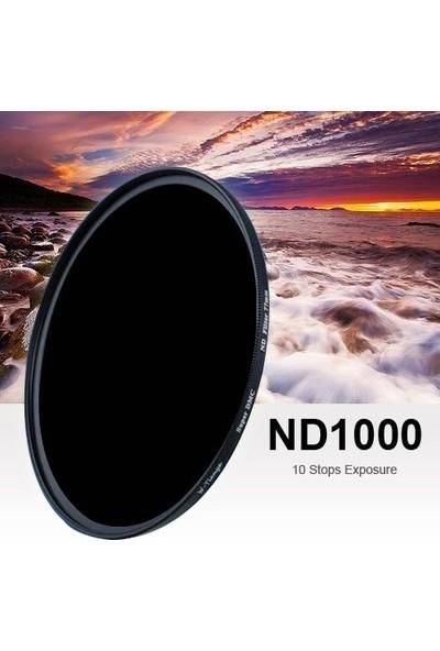 AZT 72mm Lensler için Nd8 + Nd32 + Nd1000 - 3 - 5 - 10 Stop Nd Filtre Seti