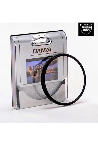 Canon 650d - 18-55mm Lens için 58mm Koruyucu Uv Filtre - Tianya