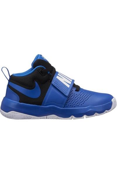 Nike 881941-405 Team Hustle Basketbol Ayakkabısı