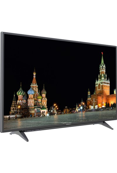 Grundig Moskova 55CLX7820 BP 140 ekran 55'' 4K Uydu Alıcılı Smart Led Televizyon