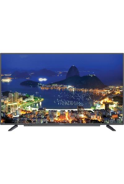 Grundig Rio 55CLX 7745 AP 140 Ekran Smart 800 Hz 4K Ultra HD Led Televizyon