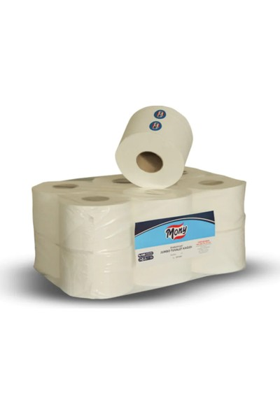 Mony Cimri İçten Çekmeli Tuvalet Kağıdı ( Küçük Cimri )