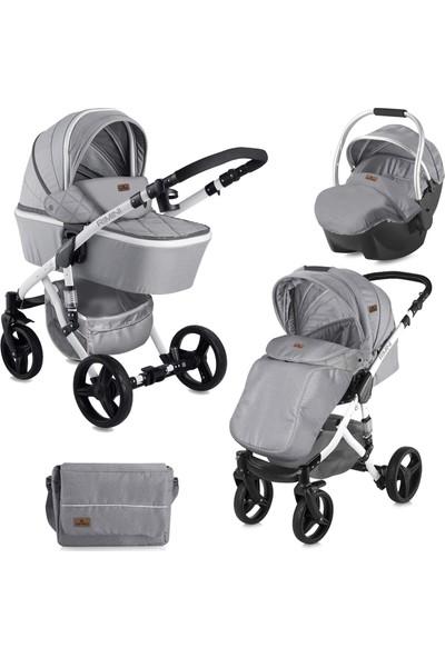 Lorelli Rimini Çift Yönlü Travel Sistem Bebek Arabası Puset