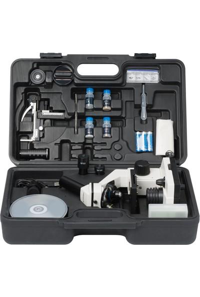 Bresser Biolux NV (20x-1280x) HD-USB Kameralı Mikroskop (5116200)