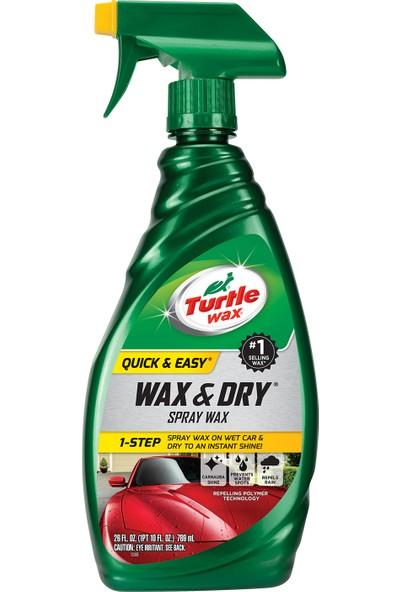 Turtle Wax Sık ve Parlat Pratik Cila 769 ml.