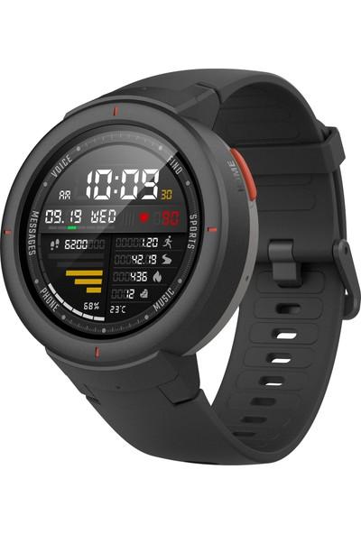 Xiaomi Amazfit Verge Bluetooth Nabız GPS Akıllı Saat - Global Versiyon - Siyah