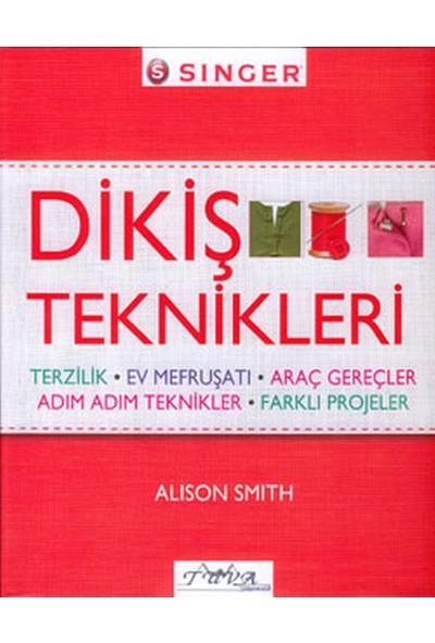 Dikiş Teknikleri - Alison Smith